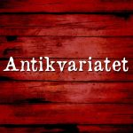 antikvariatet